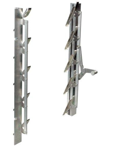 MacGreen® Gewächshaus-Lamellenfenster H 2 - ohne Verglasung
