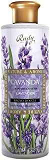 RUDY Nature&Arome SERIES ルディ ナチュール&アロマ Bath&Shower Gel バス&シャワージェル ラベンダー