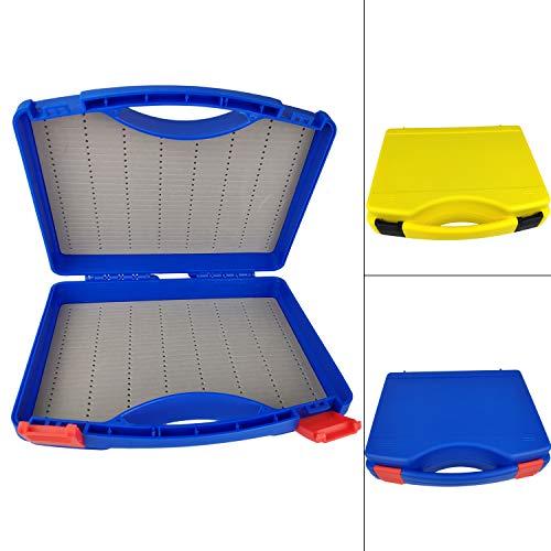 Riverrun Streamer Boîte à mouches Click Lock Grande boîte à mouches 242 x 180 x 64 mm, ., bleu