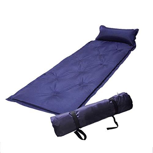 Hammer Sleeping Pad for Camping - Résistant à l'humidité, Ultraléger Compact Gonflable Matelas d'air for Adultes et Enfants - Randonnée légère, randonnée, extérieur et Vitesse Voyage