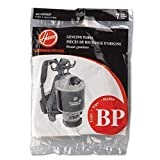 Hoover Commercial Back Pack Disposable Vacuum Cleaner Liner HVR401000BP Each
