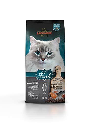 Belando Leonardo Feline Adulte Poisson 15 kg