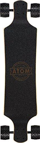 """Atom Longboards Atom All-Terrain Longboard - 39"""" , Woody"""