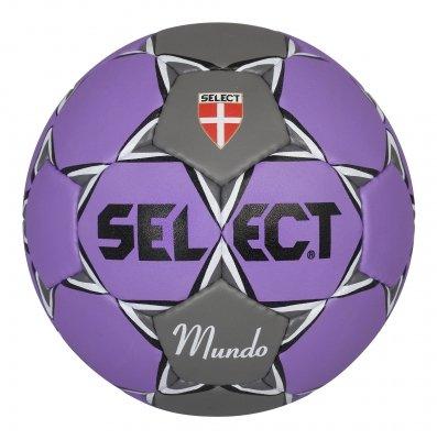 Select Handball Mundo lila-grau, Größe 3