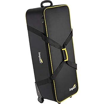 Impact LKB-R2 Light Kit Roller Bag #2 V2  Medium Black