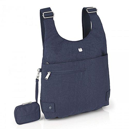 GABOL mochila West para mujer color azul