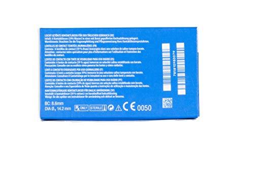 Soflens 59 Monatslinsen weich, 6 Stück / BC 8.6 mm / DIA 14.2 / -2,25 Dioptrien - 4