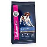 Eukanuba Senior Lamb 1st Ingredient Dry Dog Food,...
