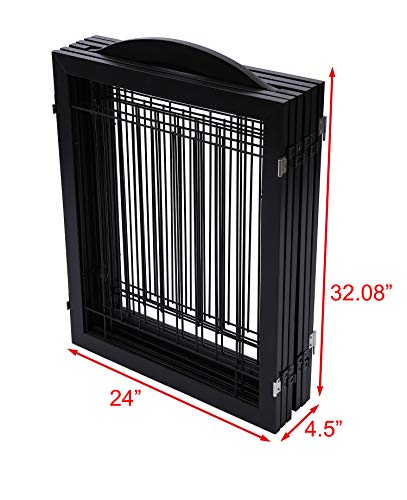 41aOq6zKwQL The Best Baby Gates for Play Area & Fireplaces [2021 Review]