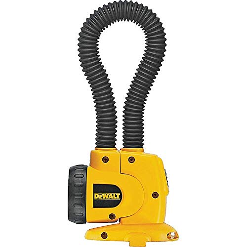 DeWalt DW919 Heavy-Duty 18V Cordless Flexible Floodlight (battery sold separately)