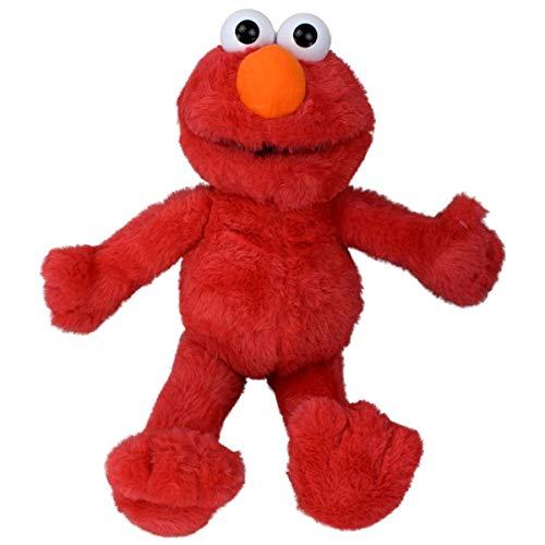 Sesamstraße Elmo Kuscheltier 38cm Stofftier rot Teddy Plüschfigur Puppe
