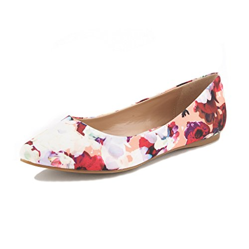 Top 10 best selling list for floral flat wedding shoes