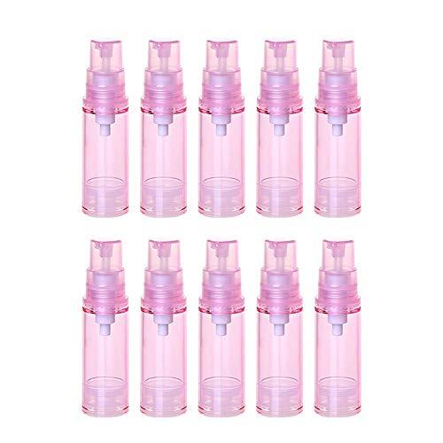 Poetance Lot de 10 flacons cosmétiques vides 5 ml