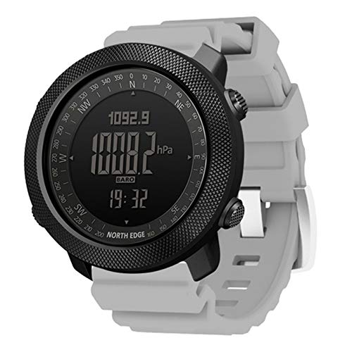 DZX Sports Digital Watch Horas Deportes al Aire Libre Correr Nadar Militar Militar Multifuncional Smart Watch,C