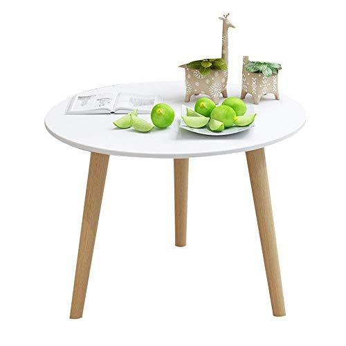 AYHa Café Ordenador portátil para desayunos Bandeja para servir Madera Color Blanco Negro Café Tamaño: los 40cm (color madera),60cm (blanco)