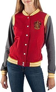 Bioworld Harry Potter Hogwarts Juniors Varsity Jacket
