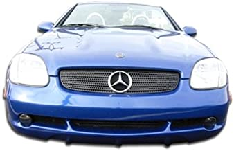 Extreme Dimensions Duraflex Replacement for 1998-2004 Mercedes SLK R170 AMG Look Front Bumper Cover - 1 Piece