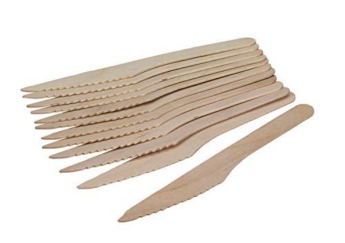 KTX7® Bambus Messer - 12 Stück