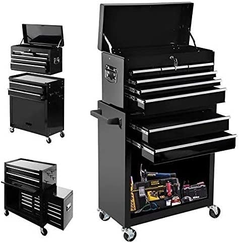 8 Drawers Tool chest Chest Box Capacity High 5 ☆ very popular Bombing free shipping