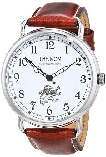 Der Löwen Armbanduhr