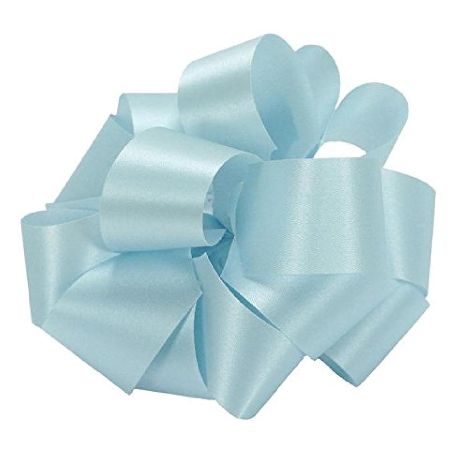 Berwick Offray Lion Sea Maid Satin Acetate Ribbon-5/16 X 100yds-Blue Ribbon