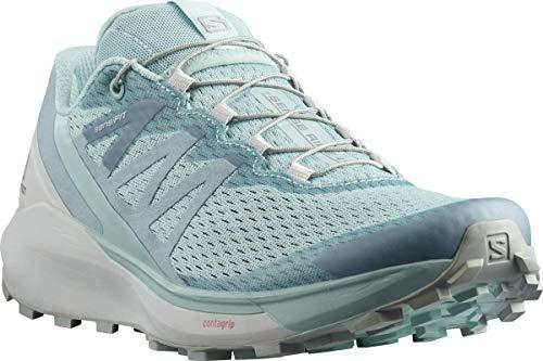 Salomon Damen 413054_41 1/3 Working Shoes, Blue, EU thumbnail