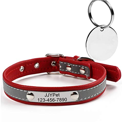 M JJYPET Personalized Dog Collar