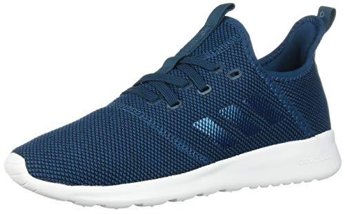 adidas Women's Cloudfoam Pure Running Shoe, Mineral/Teal/Cloud White, 5 Medium US