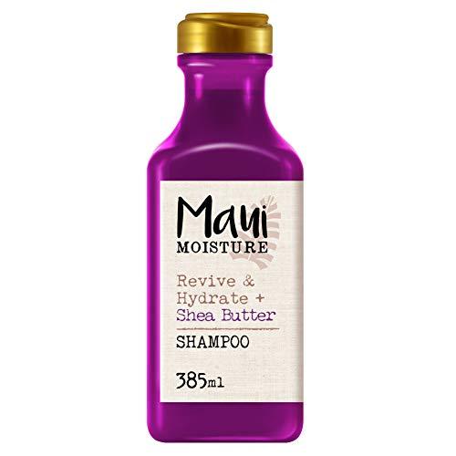 Maui Moisture Shea Butter Shampoo, 385 ml