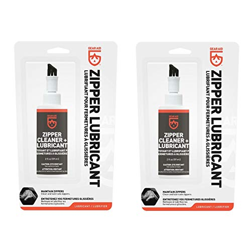M Essentials Zip Care Liquid Zipper Cleaner and Lubricant, 2 oz