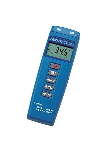 イチネンTASCO TA410WD 2chデジタル温度計