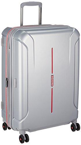 [アメリカンツーリスター] スーツケース キャリーケース テクナム スピナー 68/25 TSA エキスパンダブル 保証付 73L 68 cm 3.7kg アルミニウム