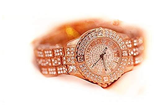 we are Forever family South Korea Hot Uhren, High-End-Uhren, vollständig gebohrt Damen-Uhren, Exquisite Accessoires.