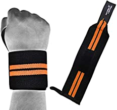 Wrist Wraps Gym Weight Power lifting Fitness Traning Straps