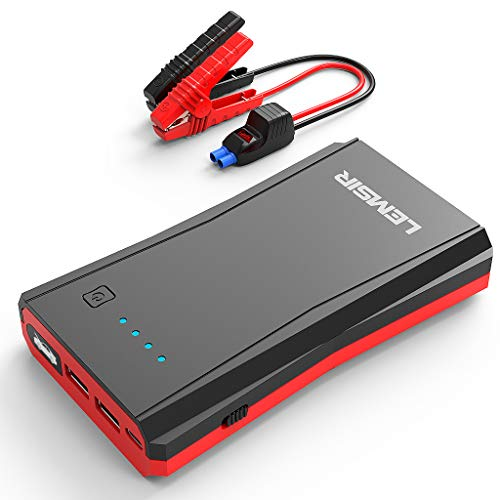 Our #7 Pick is the Arteck Car Jump Starter