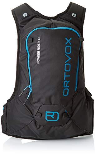 Ortovox Powder Rider 16 Rucksack, 54 cm, 16 L, Black Raven