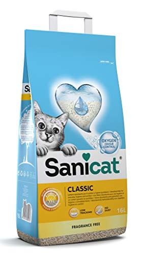 SANICAT Classic - Arena de Gato,  20L