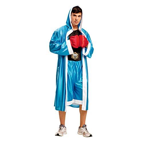 My Other Me Me-201011 Deportistas Disfraz de boxeador para hombre, M-L (Viving Costumes 201011)