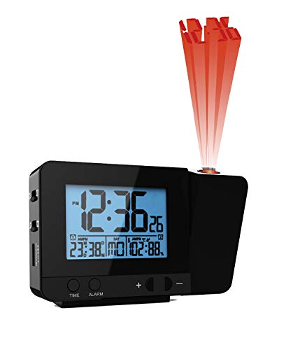 ThinkGizmos Atomic Projection Clock With...