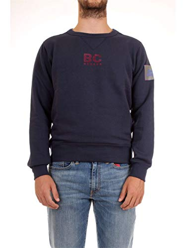 BEST COMPANY 692007 Sweatshirt Harren blau M