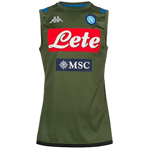 SSC Napoli Short sleeveless Training Top 20192020