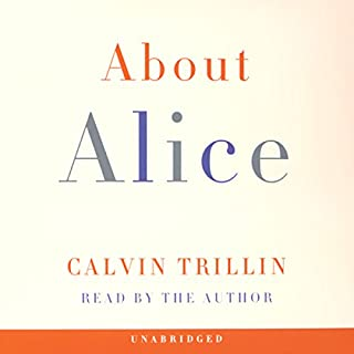 About Alice audiobook cover art