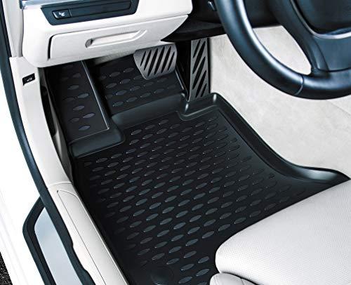 3D Alfombrillas Interior de Coche a Medida TPE Audi Q3, 2018