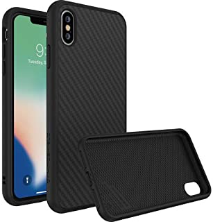 SolidSuit Case for iPhone XS Max (Black Carbon Finish) [並行輸入品]
