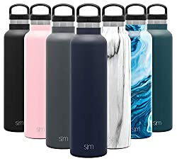 Steel water bottles for the Amazon bug out bag list
