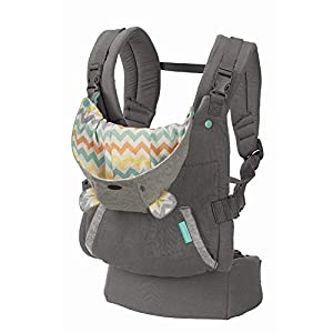 Infantino Cuddle Up Ergonomic Hoodie - Carrier