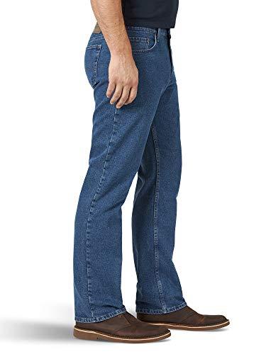 Wrangler Authentics Men's Classic 5-Pocket Regular Fit Flex Jean
