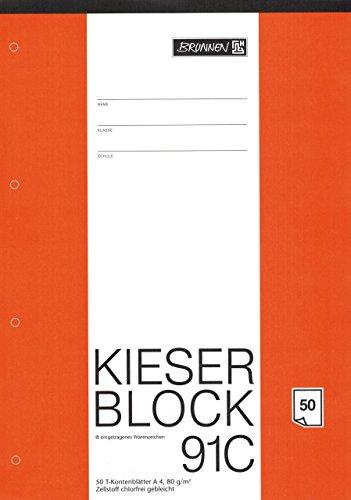 Kieserblock 91C