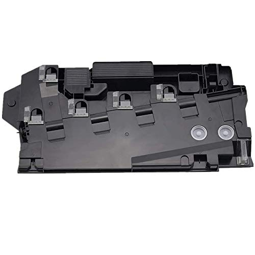 Compatible H625cdw H825cdw S2825cdn Waste Toner Container Box for Dell H625cdw H825cdw S2825cdn Color Laser Printer