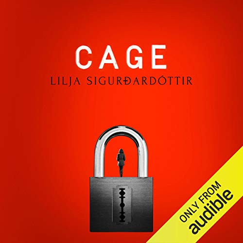 Cage  By  cover art